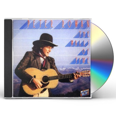 Peter Rowan WALLS OF TIME CD