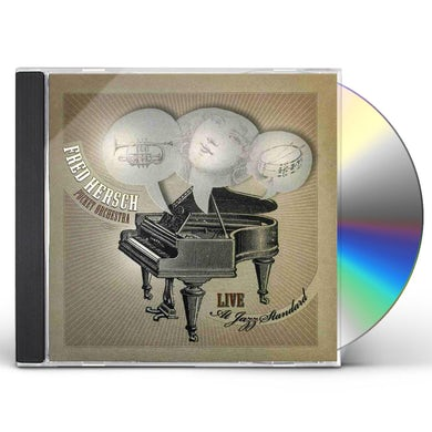 Fred Hersch LIVE AT JAZZ STANDARD CD