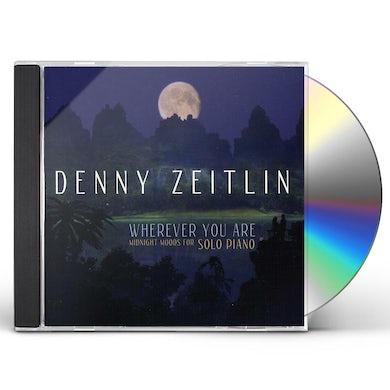 Denny Zeitlin WHEREVER YOU ARE CD