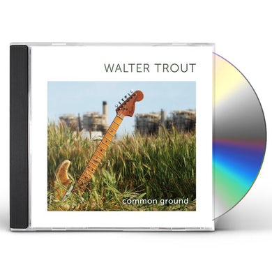 Walter Trout COMMON GROUND CD