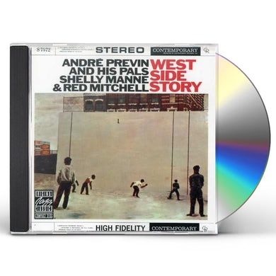Andre Previn WEST SIDE STORY CD