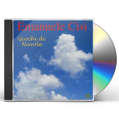 Emanuele Cisi GIOCHI DI NUVOLE CD
