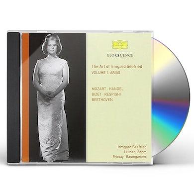 IRMGARD SEEFRIED-VOL. 1: OPERA ARIAS CD