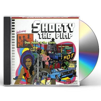 Don Julian SHORTY THE PIMP: OST CD