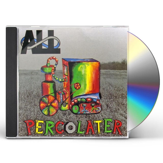 All PERCOLATER CD