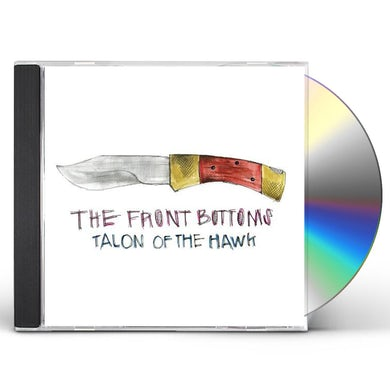 The Front Bottoms TALON OF THE HAWK CD