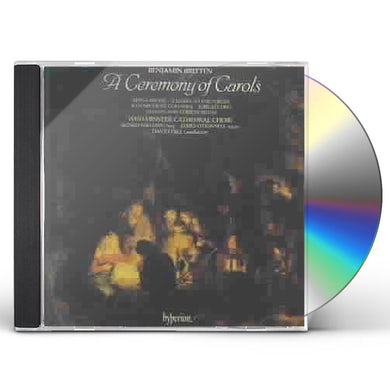 Westminster Cathedral Choir Britten: A Ceremony of Carols CD