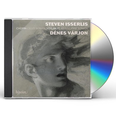 Steven Isserlis CHOPIN & SCHUBERT: CELLO SONATAS CD