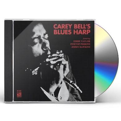 Carey Bell BLUES HARP CD