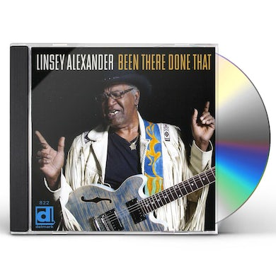 Linsey Alexander BEEN THERE DONE THAT CD