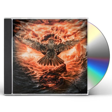 FALCONER BLACK MOON RISING CD