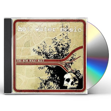 Hot Water Music NEW WHAT NEXT CD