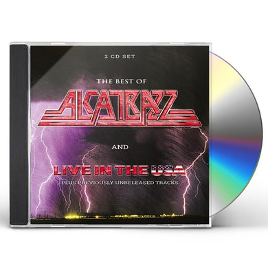 The Best Of Alcatrazz: Live In The Usa CD