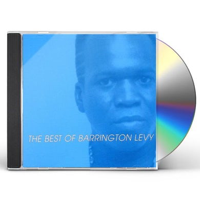 Barrington Levy TOO EXPERIENCED - BEST OF CD
