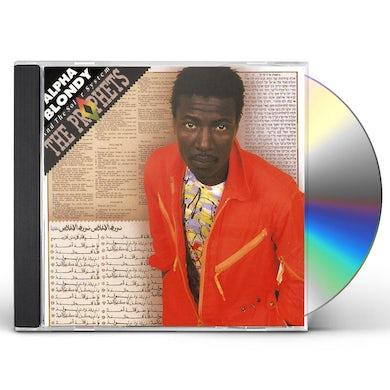 Alpha Blondy PROPHETS CD