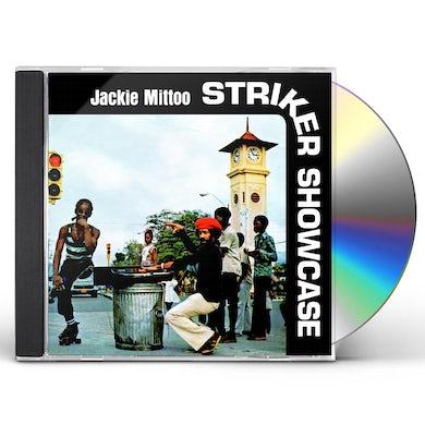Jackie Mittoo STRIKER SHOWCASE CD