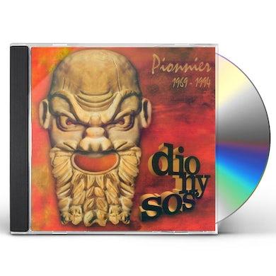 Dionysos PIONNIER 1969-1994 CD