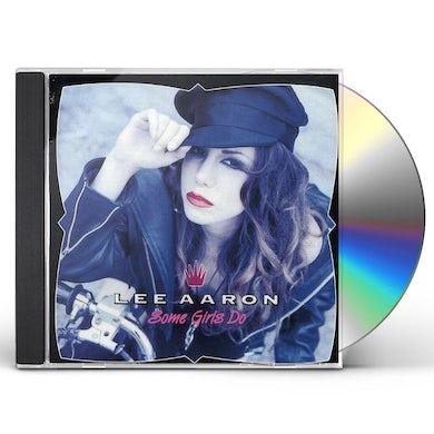 Lee Aaron SOME GIRLS DO CD