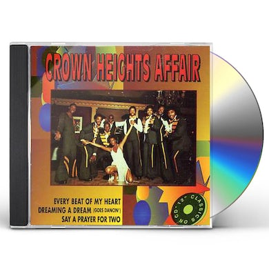 Crown Heights Affair SAY A PRAYER FOR TWO CD