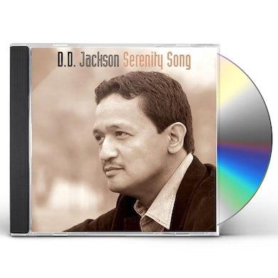D.D. Jackson SERENITY SONG CD