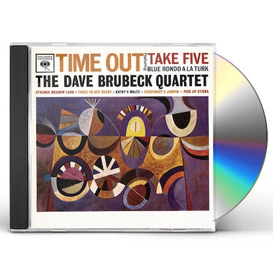 Dave Brubeck TIME OUT CD