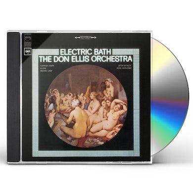 Don Ellis ELECTRIC BATH CD