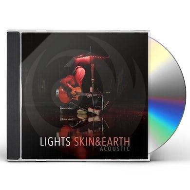 Lights SKIN&EARTH ACOUSTIC CD