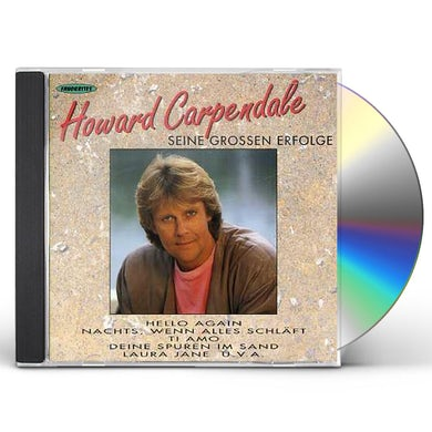 Howard Carpendale GROSSEN ERFOLGE CD