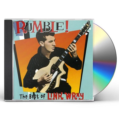 RUMBLE: BEST OF LINK WRAY CD
