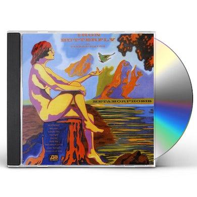 Iron Butterfly METAMORPHOSIS CD