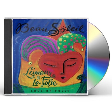 L'AMOUR OU LA FOLIE CD