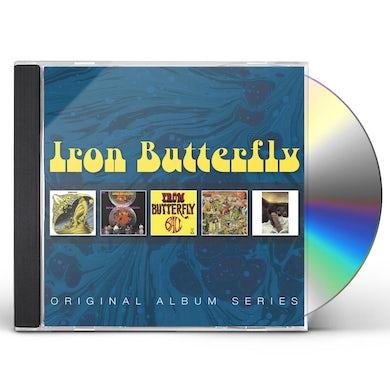 Iron Butterfly ORIGINAL ALBUM SERIES CD