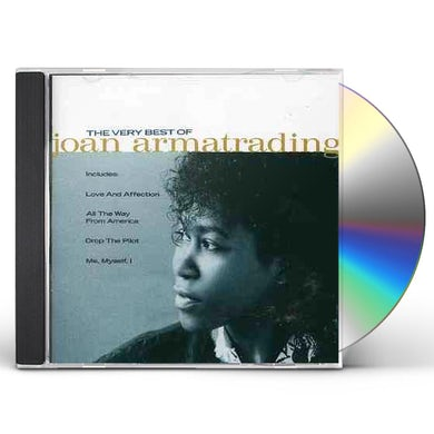 Joan Armatrading VERY BEST OF CD