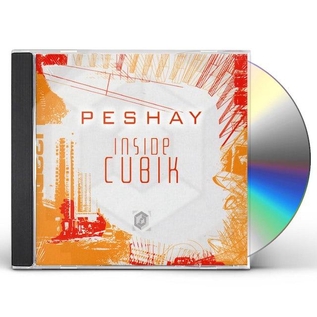 Peshay INSIDE CUBIK CD