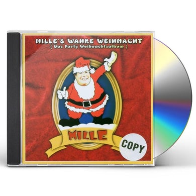 MILLES WAHE WEIHNACHT CD