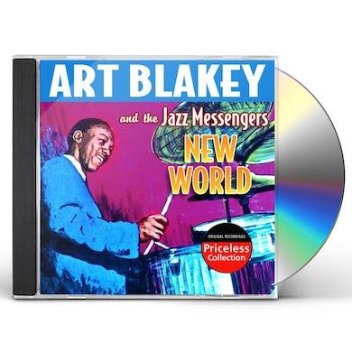 Art Blakey / Jazz Messengers NEW WORLD CD