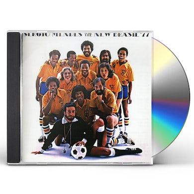 SERGIO MENDES & THE NEW BRASIL '77 CD