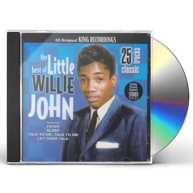 Very Best of Little Willie John CD