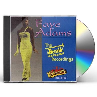 Faye Adams HERALD RECORDINGS CD