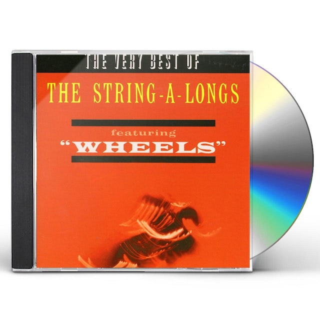 String-A-Longs VERY BEST OF FEATURING WHEELS CD