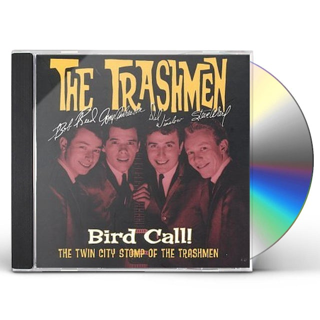 The Trashmen BIRD CALL CD
