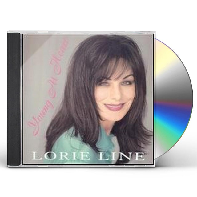 Lorie Line YOUNG AT HEART CD
