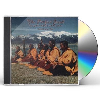 Gyuto Monks THE PERFECT JEWEL: SACRED CHANTS OF TIBET CD