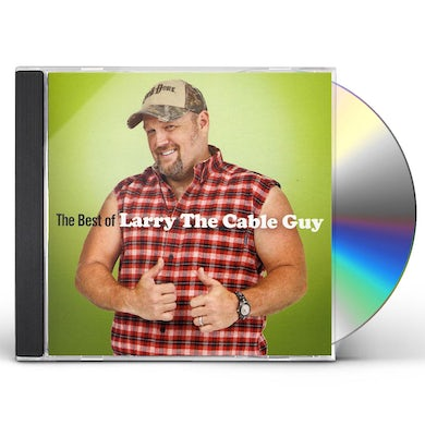 Larry the Cable Guy BEST OF CD