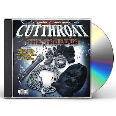 Cutthroat TAKEOVA CD