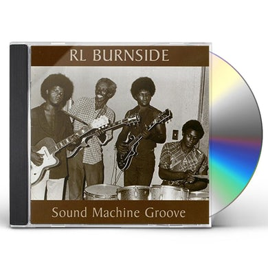 R.L. Burnside SOUND MACHINE GROOVE CD