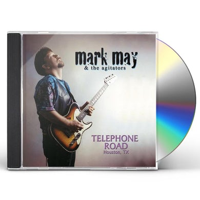 Mark May TELEPHONE ROAD CD