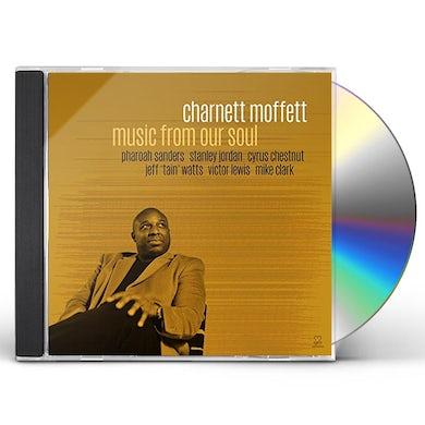 Charnett Moffett MUSIC FROM OUR SOUL CD