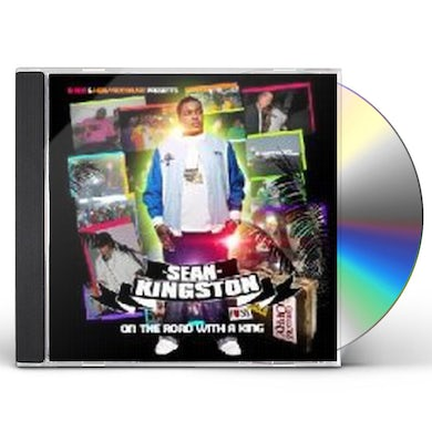 Sean Kingston ON THE ROAD WITH A KING CD