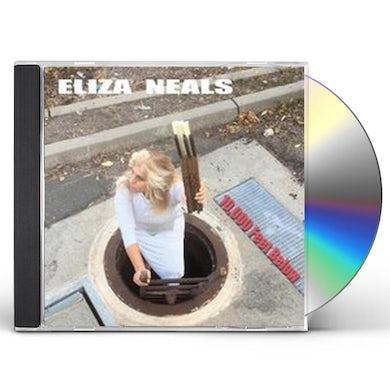 Eliza Neals 10,000 FEET BELOW CD